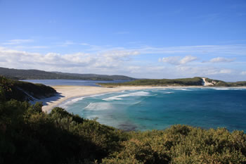 Denmark WA Beaches Map: Visting Western Australia